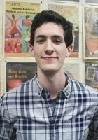 A photo of Dustin, a tutor from Brandeis Univeristy