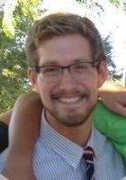 A photo of Colin, a tutor from CSU Long Beach