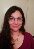 A photo of Tashina, a tutor from Barnard College