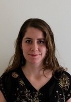 A photo of Elizabeth, a tutor from Middlebury College