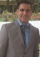 A photo of Juan, a tutor from Florida International University