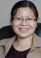 A photo of Ruzhen, a tutor from South-Central University for Nationalities