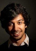 A photo of Zain, a tutor from Wesleyan University