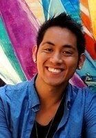 A photo of Gerald, a tutor from CSU, Long Beach