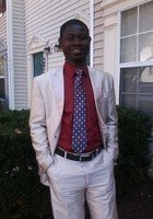 A photo of Kwame, a tutor from Kwame Nkrumah University of Science and Technology,