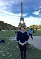 A photo of Jennifer, a tutor from University of Wisconsin-Madison