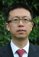A photo of Jun, a tutor from University of Science and Technology of China