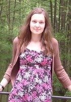 A photo of Natallia, a tutor from Minsk State Linguistic University