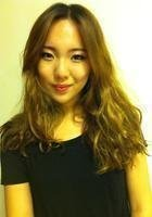 A photo of Eileen, a tutor from Beijing Language and Cultural University