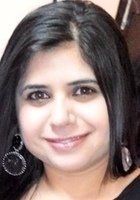 A photo of Shuchi, a tutor from Goa Medical College