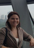 A photo of Amy, a tutor from University of Houston
