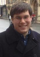 A photo of James, a tutor from University of Vermont
