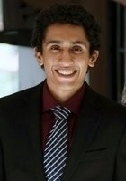A photo of Aamod, a tutor from Rutgers University-New Brunswick