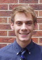 A photo of Quinn, a tutor from Washington University in St Louis