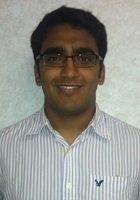 A photo of Arun, a tutor from University of Georgia