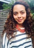 A photo of Kelsey, a tutor from Wesleyan University