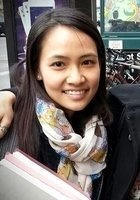 A photo of Qi, a tutor from Bard College