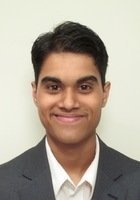 A photo of Sid, a tutor from Rutgers University-New Brunswick