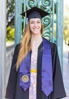 A photo of Grace, a tutor from University of California-Berkeley