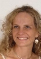 A photo of Carmen, a tutor from Universidad Simon Bolivar