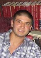 A photo of David, a tutor from Clark University