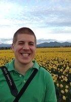 A photo of Reuben, a tutor from Pepperdine University