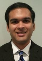 A photo of Aakash, a tutor from Emory University