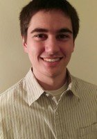 A photo of Andrew, a tutor from Iowa State University