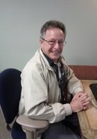 A photo of David, a tutor from Lorain County College