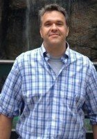 A photo of Jeff, a tutor from Roanoke College