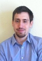 A photo of Stefan, a tutor from Oberlin College