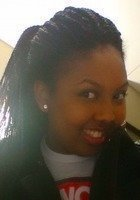 A photo of Christen, a tutor from Purdue University-Main Campus