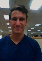 A photo of Christopher, a tutor from Drew University
