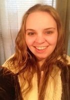 A photo of Kelly, a tutor from West Chester University of Pennsylvania