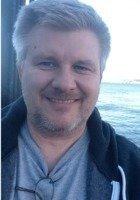 A photo of John, a tutor from Manhattan College