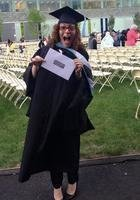 A photo of Natalie, a tutor from SUNY at Binghamton