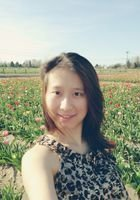 A photo of Meichi (Melanie), a tutor from Eastern Washington University