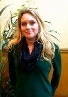 A photo of Stephanie, a tutor from University of Cincinnati