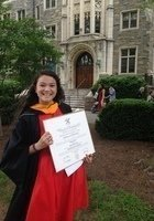 A photo of Samantha, a tutor from Georgetown University