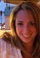 A photo of Rachel, a tutor from Brandeis University