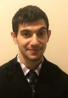 A photo of Mosab, a tutor from Tufts University
