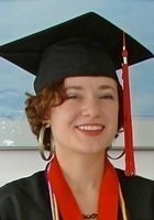 A photo of Alison, a tutor from SUNY Plattsburgh