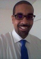 A photo of Taariq, a tutor from Duke University