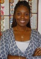 A photo of Chandoue, a tutor from Florida Memorial University
