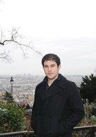 A photo of Narsay, a tutor from Emory University