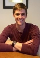 A photo of Brian, a tutor from Iowa State University