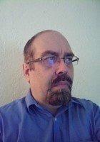 A photo of Bill, a tutor from Northwestern University