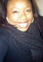 A photo of Yasmin, a tutor from Clayton State University