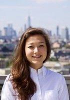 A photo of Mei-fan, a tutor from Lehigh University