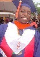 A photo of Mark, a tutor from Howard University